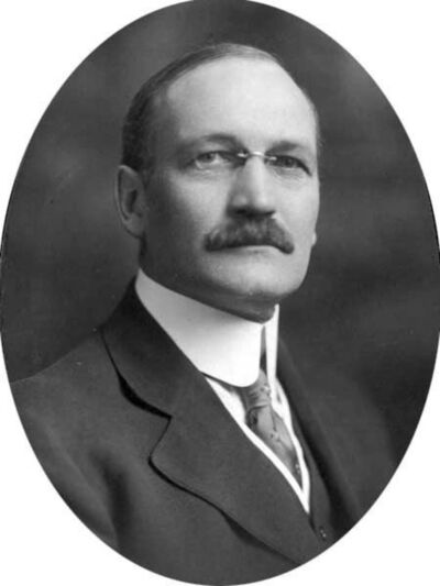 ARCHIVES OF MANITOBA</p><p>As Brandon&rsquo;s mayor from 1911 to 1913, John W. Fleming was instrumental in the establishment of the streetcar service.</p>