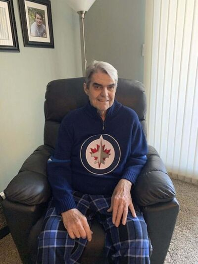 Supplied</p><p>Ron Lotz has been recovering at home after a liver transplant in Toronto earlier this month. </p>