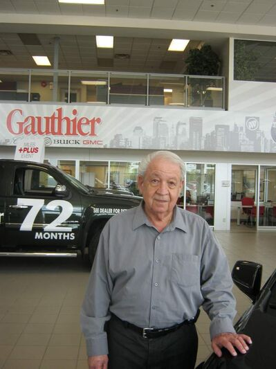 Al Hirsch has been weorking in the car business for 50 years.