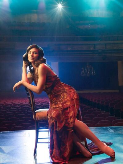 Katharine McPhee as Karen in Smash, which in its sophomore season may live up to its lofty title.