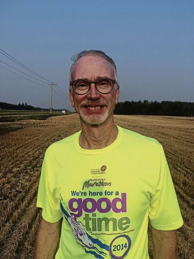 Willie Anseeuw, 64, is one of the Team Manitoba members ready to compete at the Canada 55+ Games in Saint John, N.B. later this month.