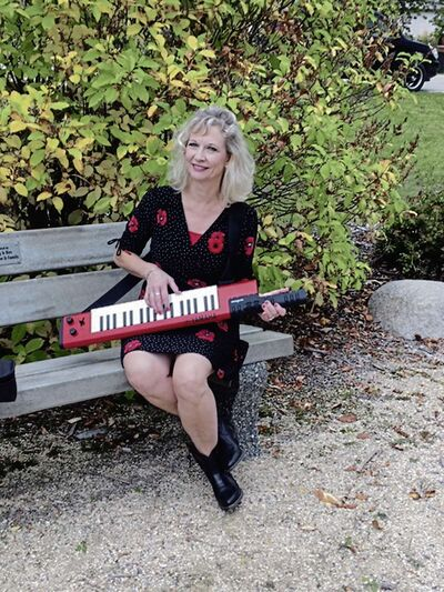 Oak Bluff musician Barbara Joy is releasing Remembrance Day, a song she wrote to honour war veterans.