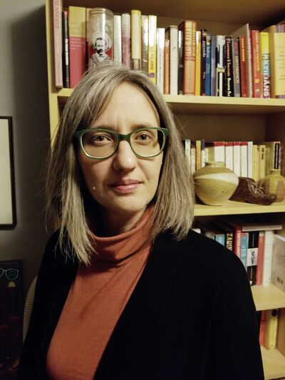 Sarah Zell of the U of W's Institute of Urban Studies is researching the effects of evictions on older adults.
