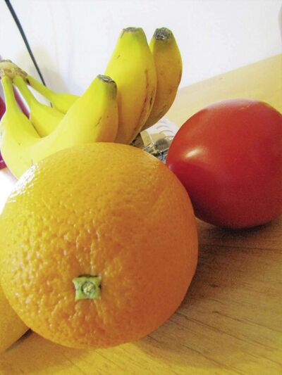 It can be hard to find organic produce that isn't packaged in non-recyclable materials.