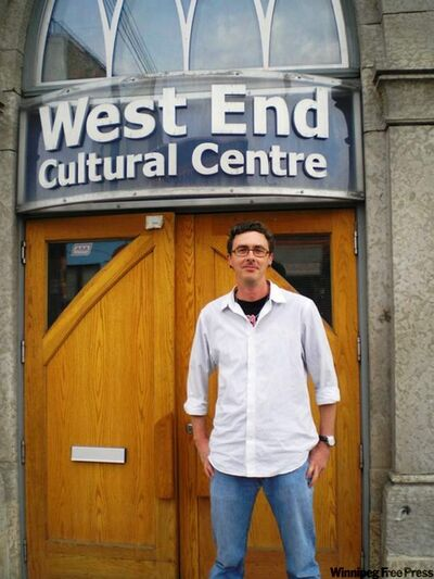WECC artistic director Jason Hooper: 'A strong scene benefits everyone.'