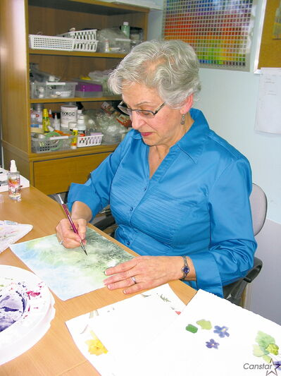 Waverley Heights resident Deloris Long is among the featured artists at the upcoming Artarama event.