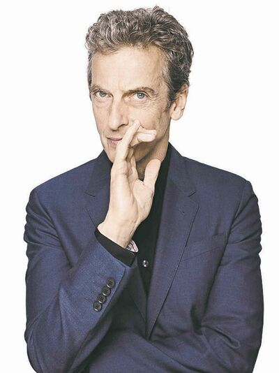 Peter Capaldi will be the 12th Doctor Who when he takes over from Matt Smith in the 2013 Christmas Special. (BBC/MCT)