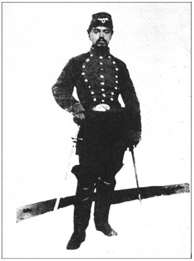 Calixa Lavalée was wounded at Antietam.