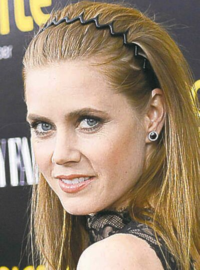 American Hustle star Amy  Adams is up for best actress.