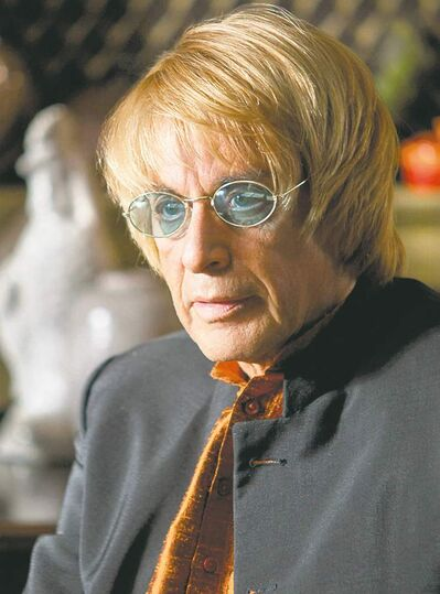 Al Pacino stars in the HBO film Phil Spector.