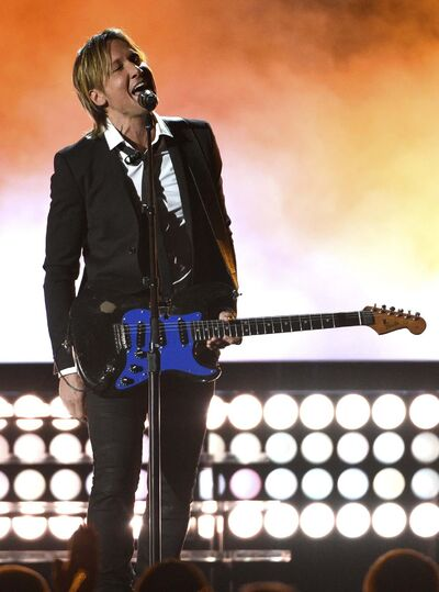 Chris Pizzello / Invision</p><p>Keith Urban headlines Dauphin&#39;s Countryfest.</p>