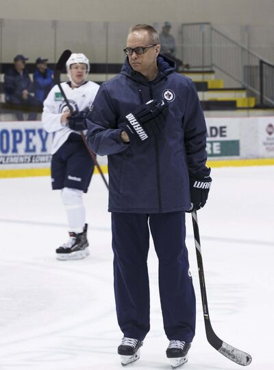 <p>Winnipeg Jets coach Paul Maurice plans to get more familiar with prospects at development camp.</p>