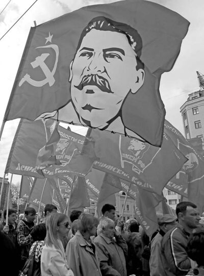 Joseph Stalin led the Soviet Union from the 1920s until his death in 1953.