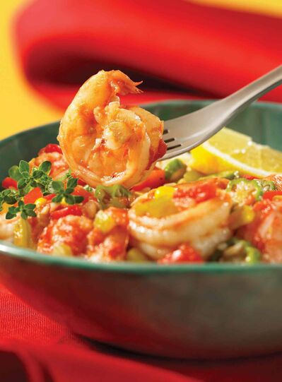 Down home shrimp paleo.