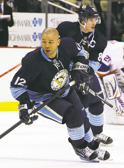 Gene J. Puskar / The Associated Press ArchivesAt age 36, former Flames captain Jarome Iginla knows he�s running out of chances to win a Stanley Cup.