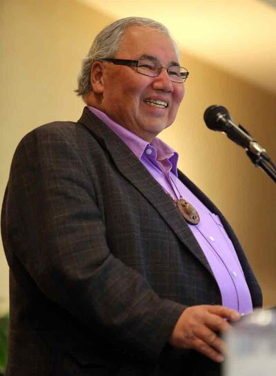 Justice Murray Sinclair