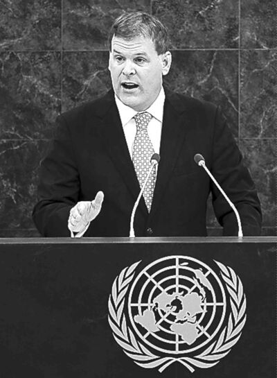 John Baird: announcement today