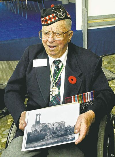 Ryan Remiorz / The Canadian Press archivesThe country�s last Victoria Cross recipient, Pte. Ernest �Smokey� Smith, died in 2005.