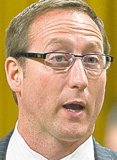 Conservative Justice Minister Peter MacKay