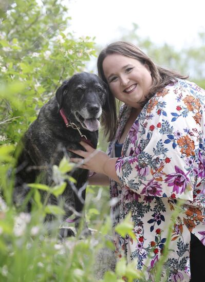 RUTH BONNEVILLE / WINNIPEG FREE PRESS</p><p>Trainer Ashley Reid-Oyemade, a self-described 'dog nerd,' has been working with dogs in and around Winnipeg for almost 15 years.</p>