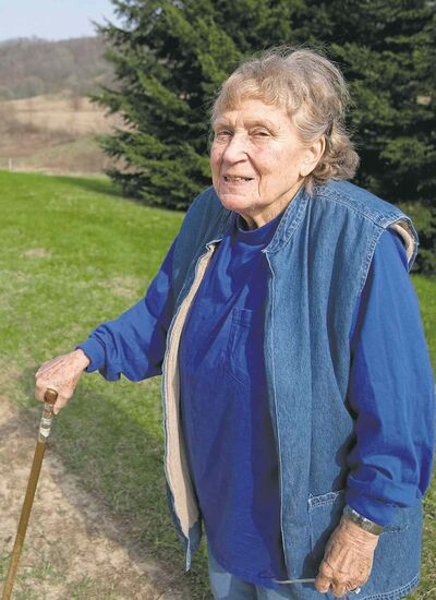 Svetlana, who took the name Lana Peters in the U.S., died in poverty in 2011.