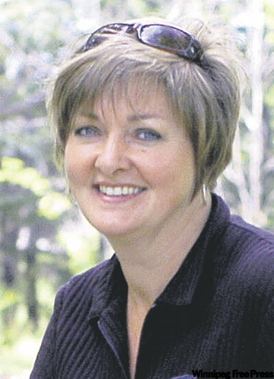'It's scientific now. It's not a matter of what you think. Climate change is a fact' -- Janice Lukes, director, Winnipeg Trails Association