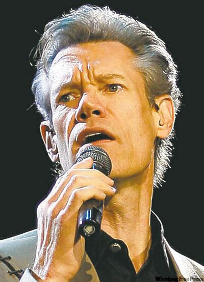 Randy Travis: basin lake namesake?