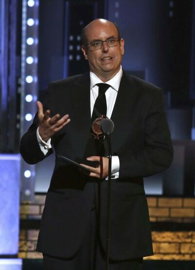 Michael Zorn / The Associated Press</p><p>Director Christopher Ashley won a Tony for Come From Away.</p></p>