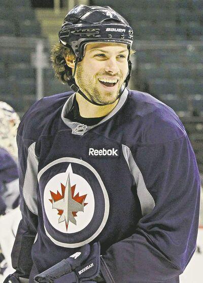 Zach Bogosian and the Jets both want a deal, so it�s  just a matter of time.
