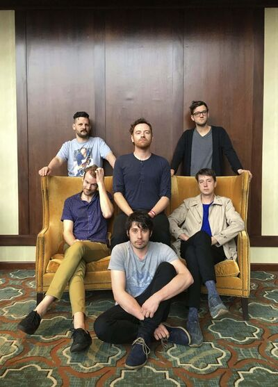 SUPPLIED</p><p>Something Got Lost Between Here and the Orbit is 'the most focused thing we've done,' said Royal Canoe keyboardist Matt Schellenberg.</p>