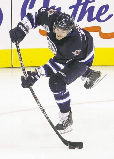 trevor hagan / winnipeg free press archives Winnipeg Jets� Alexander Burmistrov was injured in St. John�s but is now in Winnipeg and has been examined by team doctors. You can expect he�ll be one of the recalled players when training camp begins.