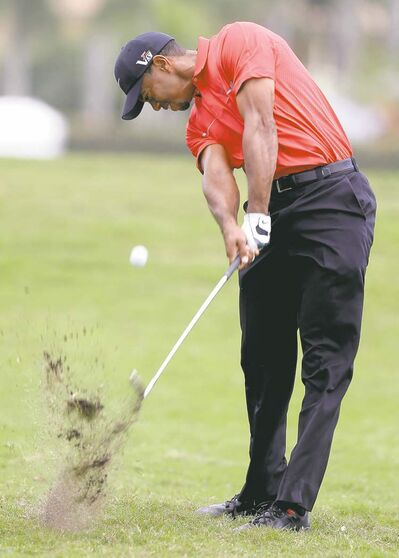 wilfredo lee / the associated pressTiger Woods has two wins before The Masters for the first time in five years.