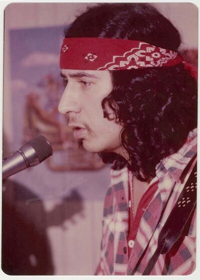 Archival photo of Willy Mitchell, an artist whose music is included in Grammy-nominated Native North America.</p>