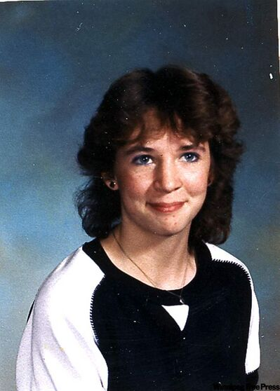 Candace Derksen, seen in a 1984 photo.