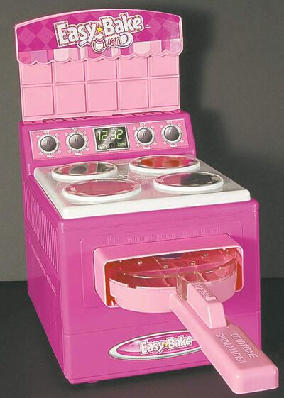 The Easy Bake Oven
