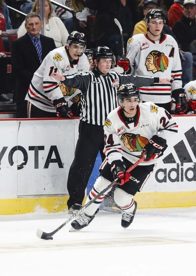 Keith Dwiggins / Portland Winterhawks</p><p>Jarvis was the hottest player in major junior hockey after the Christmas break.</p>