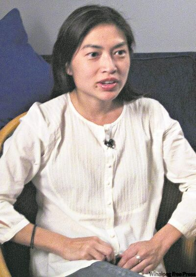 stephanie jenzer / cbcMellissa Fung discusses her ordeal in a CBC interview in 2008.