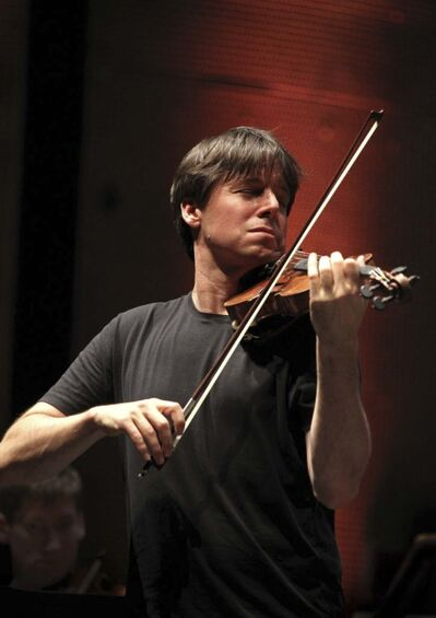 RUTH BONNEVILLE / FREE PRESS FILES</p><p>The 2016-17 season included a sold-out performance with violin wizard Joshua Bell.</p>