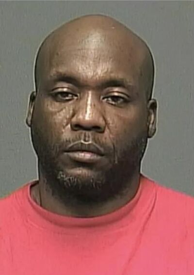 Perez Cleveland is seen in this undated police handout photo. A Crown prosecutor says a man on trial for first-degree murder maintained control over multiple women he lived with through surveillance, drugs and abuse. Perez Cleveland, 46, has pleaded not guilty in the death of Jennifer Barrett, 42, whose body was found in a barrel behind their Winnipeg home in December 2016. THE CANADIAN PRESS/HO, Winnipeg Police Service *MANDATORY CREDIT*