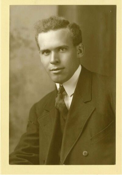 Supplied</p><p>Lionel LeMoine FitzGerald was born in Winnipeg in 1890.</p>