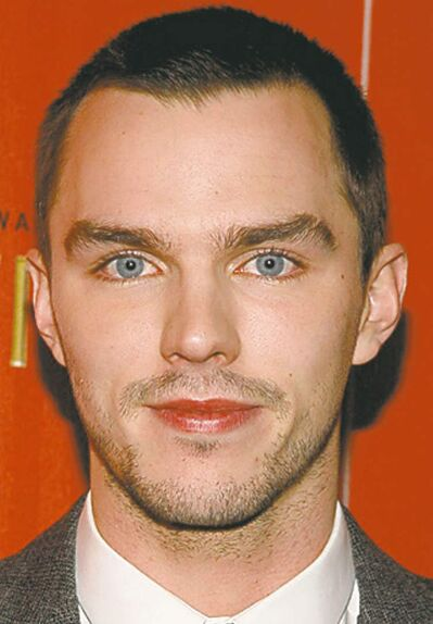 "Actor Nicholas Hoult attends the ""Warm Bodies"" premiere, at the Landmark Sunshine Cinema on Friday, Jan. 25, 2013 in New York. (Photo by Andy Kropa/Invision/AP)"