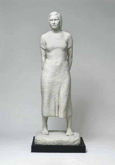 twitter/@wag_ca</p><p>Stephen's Borys's latest Daily Art tweet featured a plaster statue entitled Linda.</p>