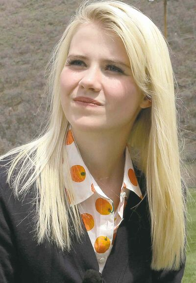 Elizabeth Smart: 'The only thing there ever was was fear.'