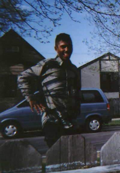 Stuart Mark, 36, was found bludgeoned to death inside his Alfred Avenue home.