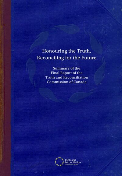 SUPPLIED</p><p>The executive summary of the Truth and Reconciliation Commision's final report.</p>