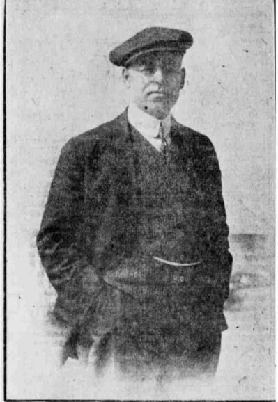 BRANDON SUN FILES</p><p>George Semper, the Strand&rsquo;s co-owner and first manager, from 1916 to 1925.</p>