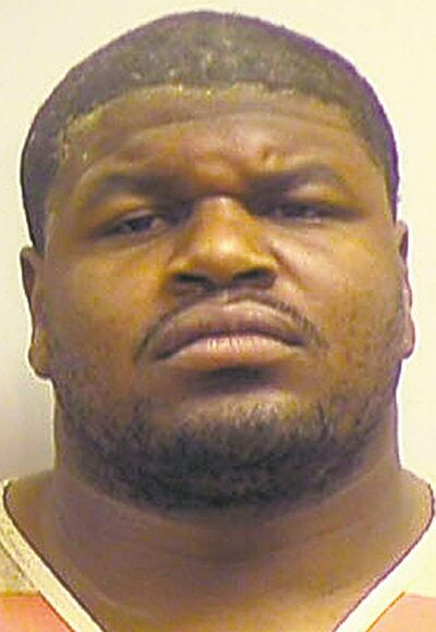 A photo provided by the Irving, Texas, Police Department shows Dallas Cowboys player Josh Brent,.