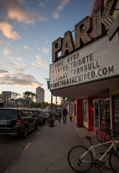 The Park Theatre was a finalist in the live music venue category at the recent BreakOut West 2012 Western Canadian Music Industry Awards.