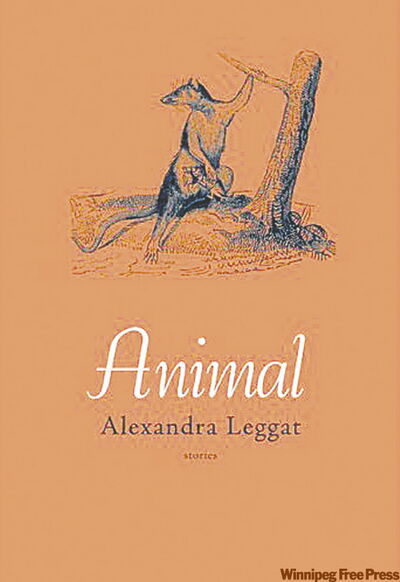 Animal, by Alexandra Leggat