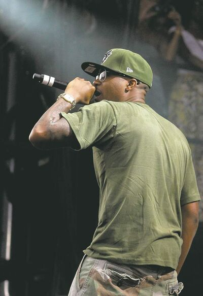 Rapper Nas�s songs have grown up with him, reflecting his roles as a father and husband.